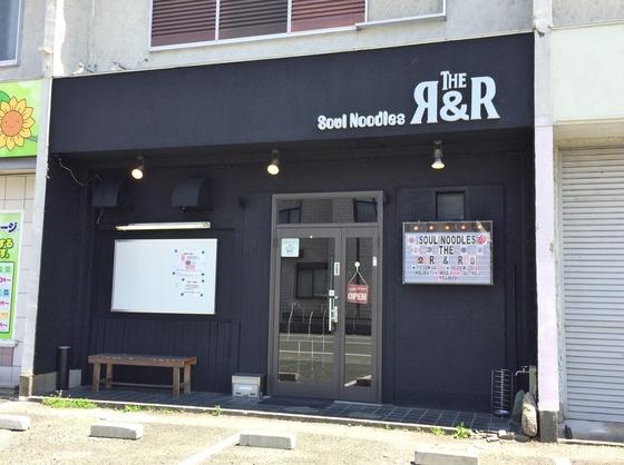 Soul Noodles THE R&R【醤油ソバ】  @浜松市東区篠ケ瀬町