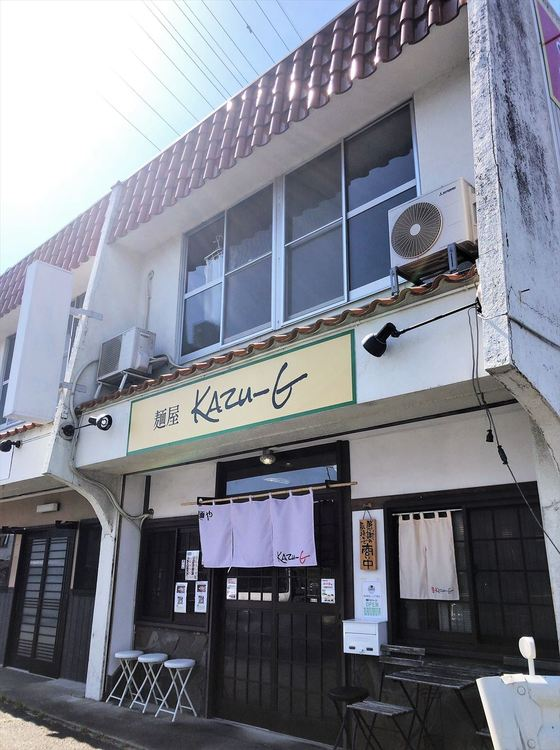 麺屋  KAZU-G【赤JIRO】  @浜松市東区篠ケ瀬町